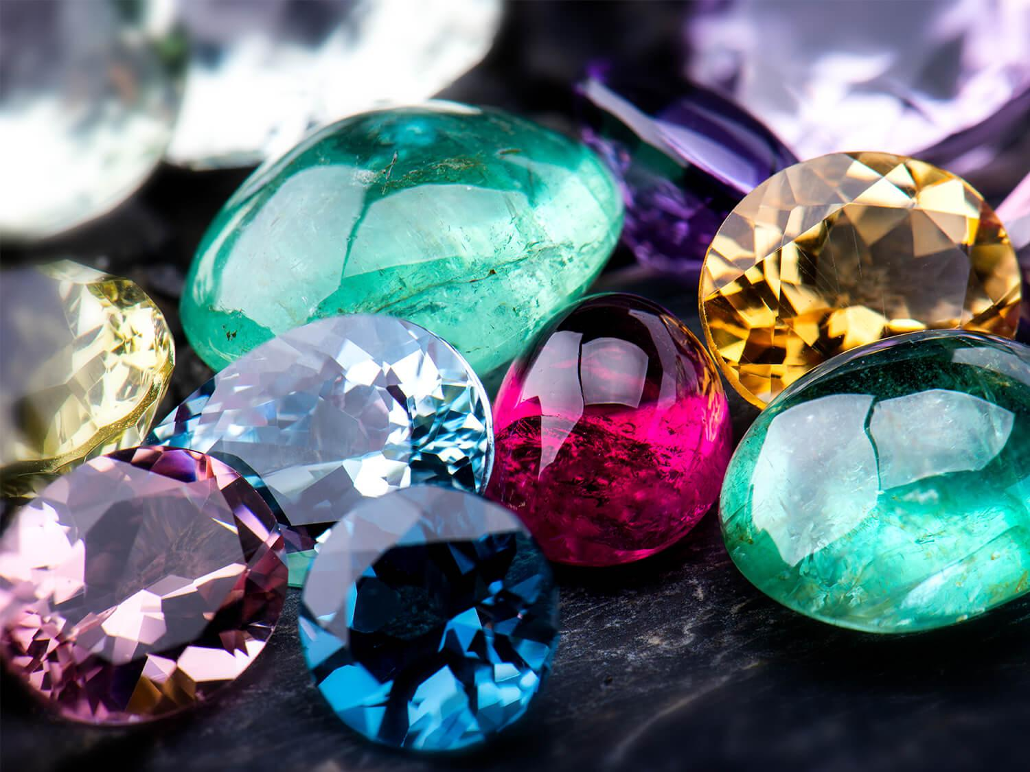 What is a Colored Gemstone?