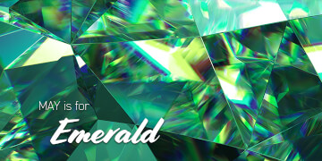 May is for Emerald